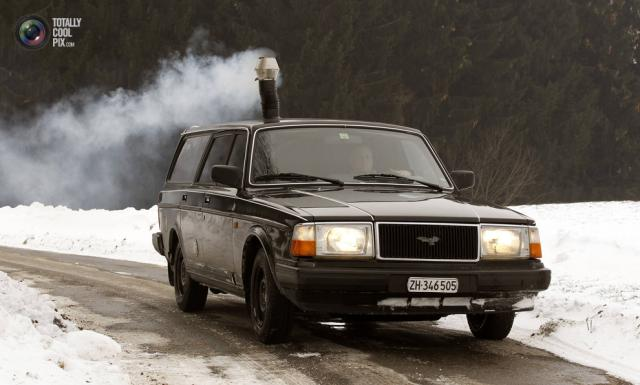 thermo volvo